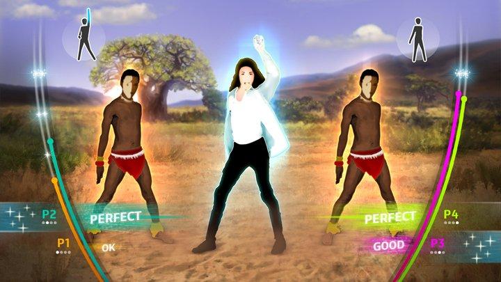 Edizione limitata per la versione Wii di Michael Jackson The Experience