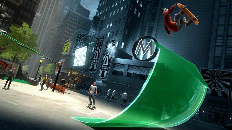 Uno skateboard ci renderà liberi