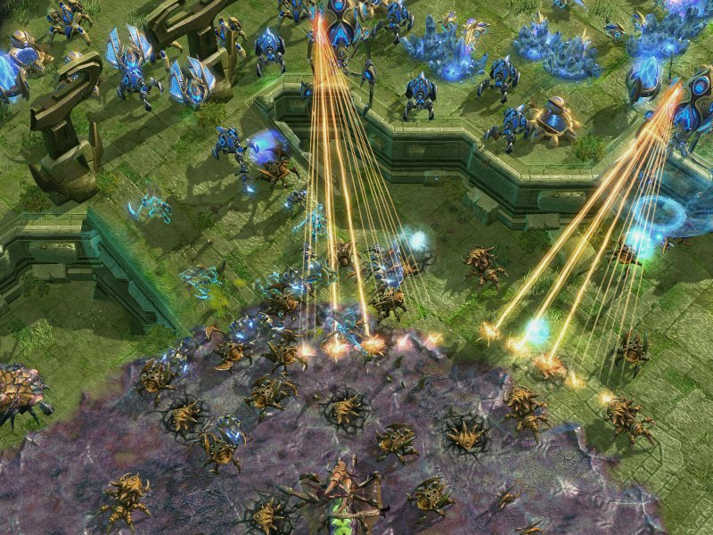 StarCraft II: ban anche sul single player