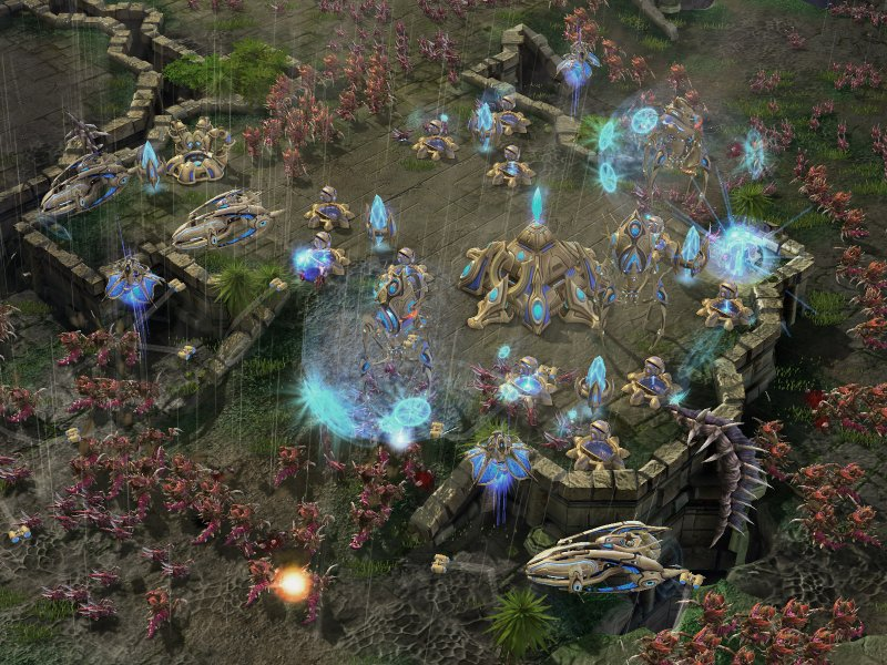 StarCraft II - Speciale Protoss