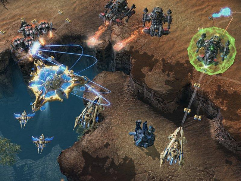 Patch 1.21 disponibile per StarCraft II