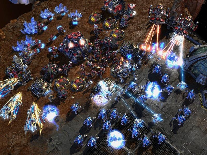 Disponibile la demo di StarCraft II: Wings of Liberty
