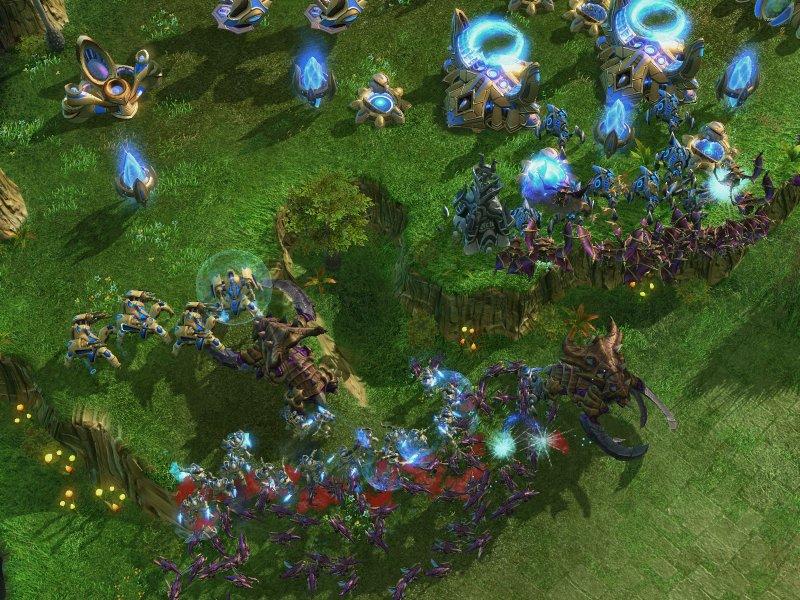 StarCraft scaricato 2,3 milioni di volte su torrent