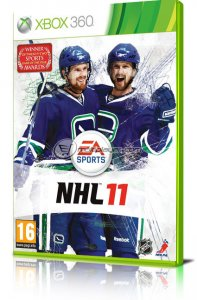 NHL 11 per Xbox 360