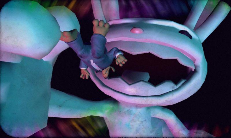La soluzione di Sam & Max: The Devil's Playhouse - Episode 5