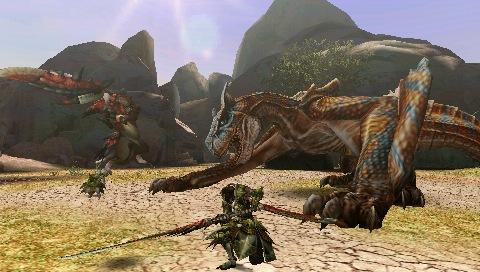 Monster Hunter Portable 3rd premiato ai PlayStation Award