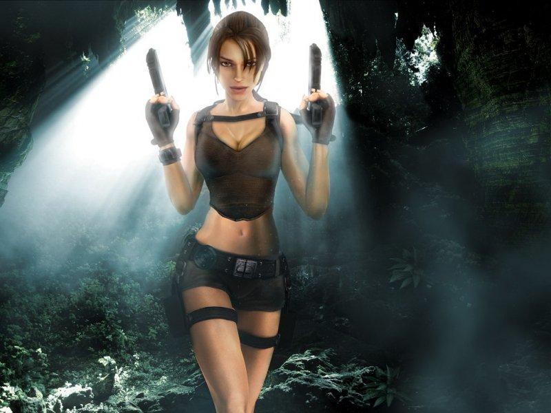 Il nuovo Tomb Raider potrebbe essere open world