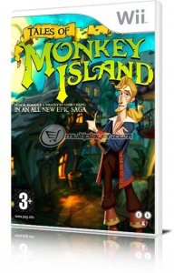 Tales of Monkey Island Episode 1: Launch of the Screaming Narwhal per Nintendo Wii