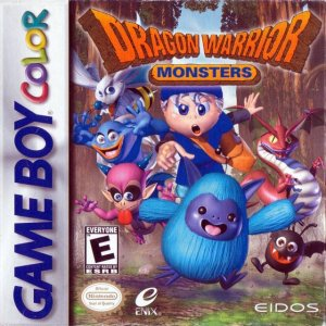 Dragon Warrior Monsters per Game Boy Color