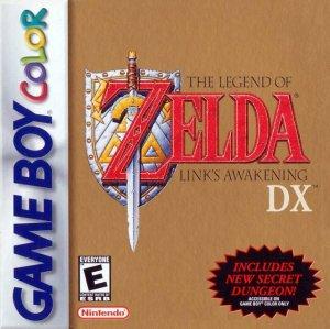 The Legend of Zelda: Link's awakening DX per Game Boy Color