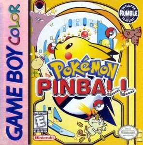 Pokémon Pinball per Game Boy Color