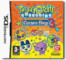 Tamagotchi Connexion: Corner Shop 3 per Nintendo DS
