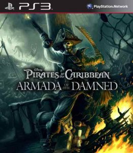 Pirates of the Caribbean: Armada of the Damned per PlayStation 3