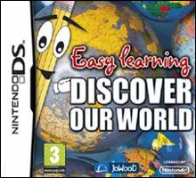 Easy learning Discover Our World per Nintendo DS