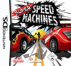 Super Speed Machines per Nintendo DS