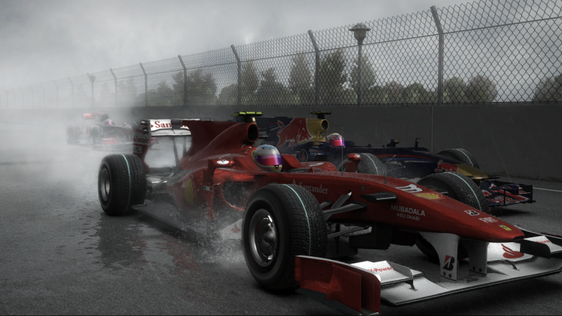 Codemasters vuole F1 come FIFA