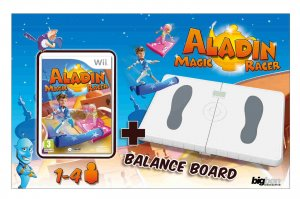 Aladin Magic Racer per Nintendo Wii