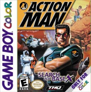 Action Man : Search for Base X per Game Boy Color