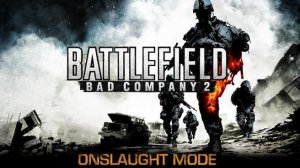 Battlefield: Bad Company 2 - Onslaught per PlayStation 3
