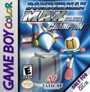 Bomberman MAX Blue: Champion per Game Boy Color