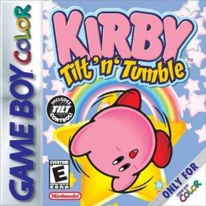 Kirby Tilt 'n' Tumble per Game Boy Color