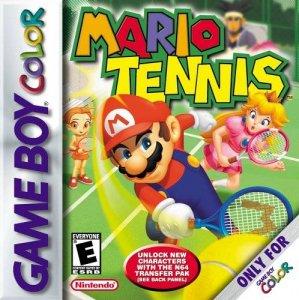 Mario Tennis per Game Boy Color