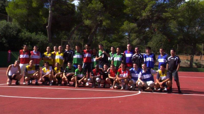 PES World Finals 2010 Mallorca