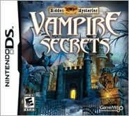 Hidden Mysteries: Vampire Secrets per Nintendo DS