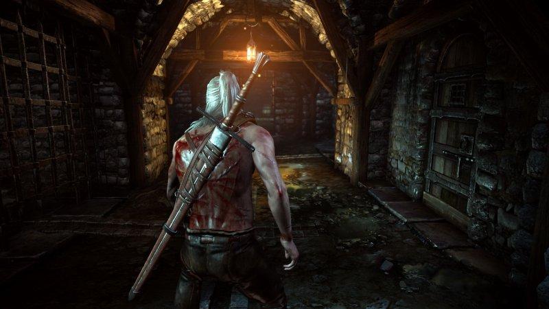 The Witcher 2 su console fa un passo indietro?
