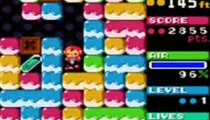 Mr. Driller - Gameplay