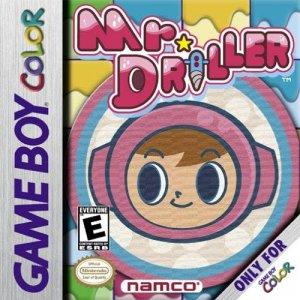 Mr. Driller per Game Boy Color