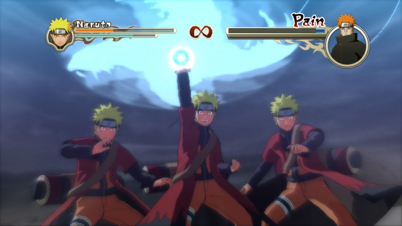 Il ritorno del ninja dell'Uragano