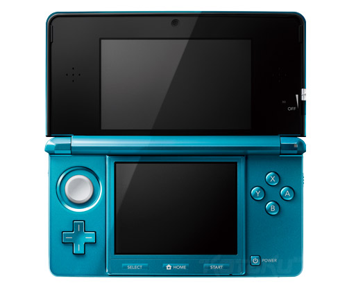 Data ufficiale per Nintendo 3DS in Europa