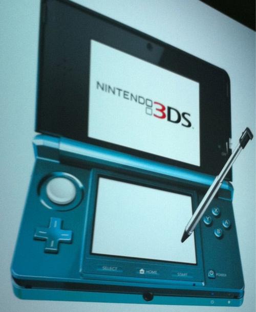 Ufficiale: 3DS a marzo in Europa