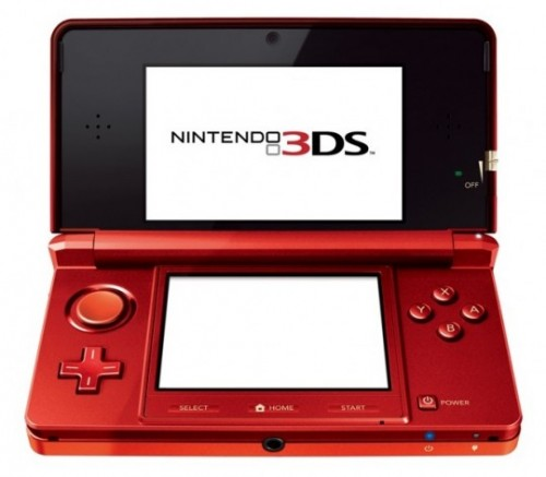 Spunta il 3DS, calano le vendite del DS