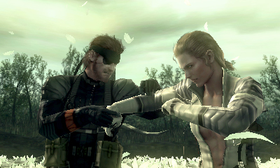 Metal Gear Solid: Snake Eater 3D rimandato al 2012