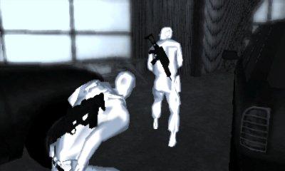 La soluzione di Tom Clancy's Splinter Cell 3D