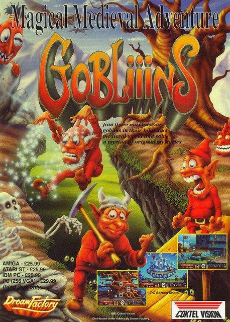 Il ritorno di Gobliiins, su iPhone