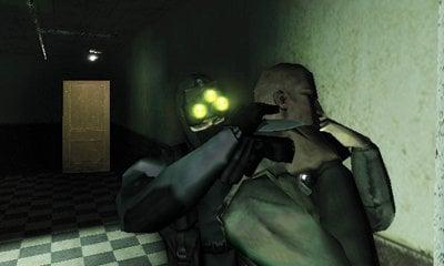 Missione 3D per Sam Fisher