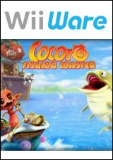 Cocoto Fishing Master per Nintendo Wii