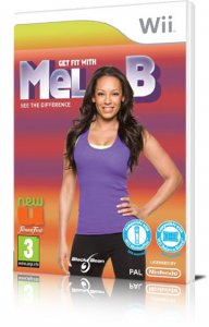 Get Fit with Mel B per Nintendo Wii