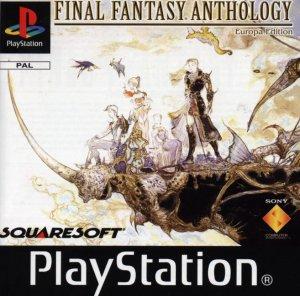 Final Fantasy Anthology per PlayStation 2