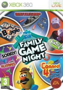 Hasbro Family Game Night per Xbox 360