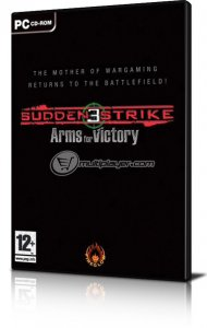 Sudden Strike 3: Arms for Victory per PC Windows