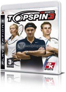 Top Spin 3 per PlayStation 3
