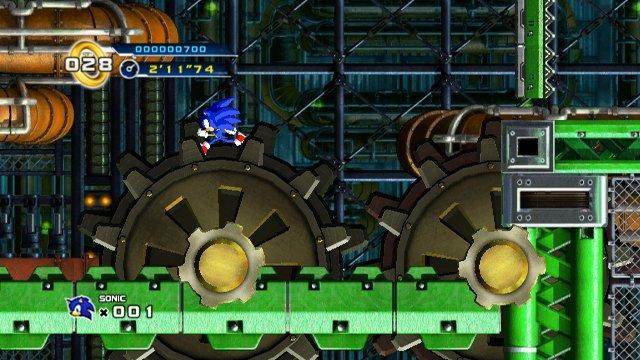Sonic the Hedgehog 4 su App Store