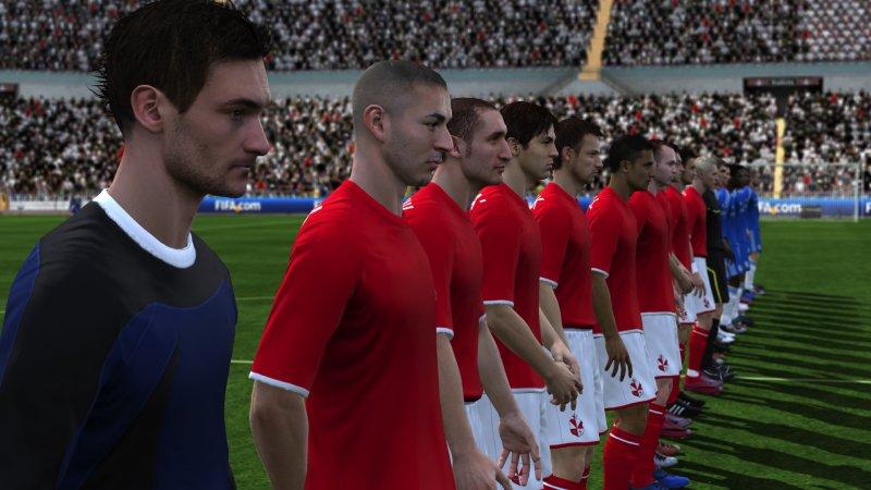 Nuova patch disponibile per FIFA 11
