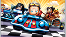 My Sims Racing - Gameplay