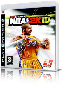NBA 2K10 per PlayStation 3