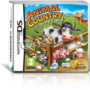 Animal Country: Vita nella Fattoria per Nintendo DS